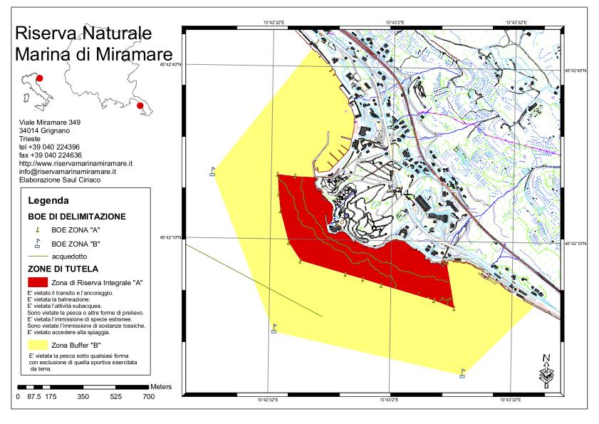map miramare-divieti