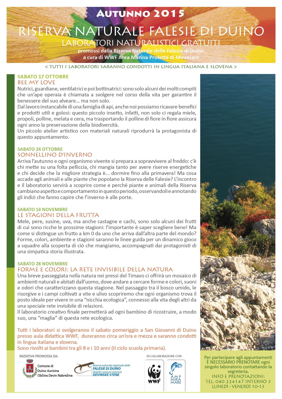 ITA duino lab autunno2015
