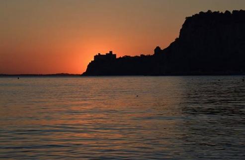 duino tramonto