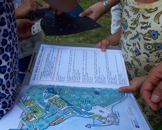 mappa parco lp nl