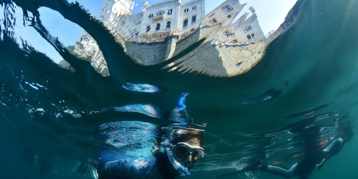 Snorkeling_sotto_al_castello_amp_miramare